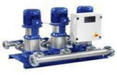 Booster Pumps by Utility Services