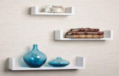 Decorative Wall Shelves by BR Kitchens