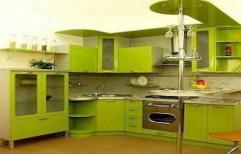 Designer Modular Kitchen by R K Interior