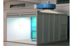 Down Draft Painting Booths by Teral-Aerotech Fans Pvt. Ltd.