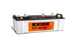 Exide Kiran Battery by Maa Santoshi Battery Service
