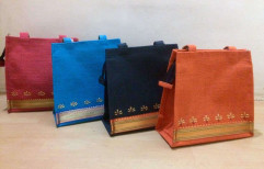 Fancy Jute Shopping Bags by AA Enterprises