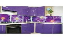 Fancy Modular Kitchen by R K Interior