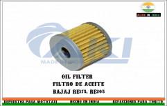 Filtro De Aceite Bajaj Motocarros by AKI Torito Repuestos