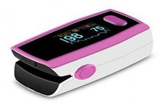 Finger Print Pulse Oximeter by Rizen Healthcare