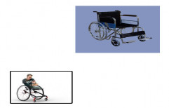 Folding Wheel Chair for Patient by Sun Shine Medical Equipment Guard Limited