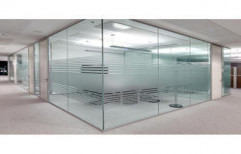 Glass Partition by Kuchchal International