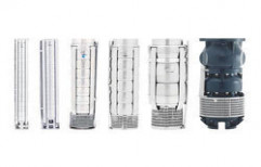 Industrial Submersible Pumps by Vineet Enterprises