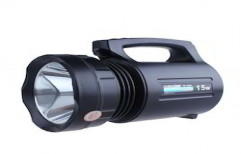 LED High Power Search Light 15 Watts by Samtel Technologies