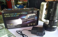 LED High Power Search Light by Samtel Technologies