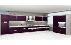 Luxury Modular Kitchen by Touchwood Interior