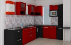 Modular Kitchen Manufacturers by Decoruss