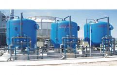 Multigrade Sand Filter by Aditya Pure Water India