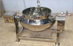 Paste Kettle by Ravindra Engineers
