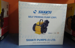 Self priming pump by Vijay Shaanthi Pumps