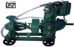 Single Cylinder Pumpset by Kalyan Engineering Works