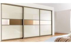 Slided Wardrobe by Touchwood Interior