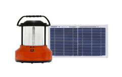 Solar Lamps by Brink Constructions