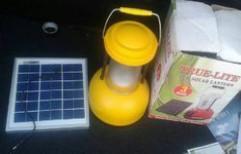 Solar Lanterns 3 Watt With Panel Of 3 Watt. by HS Solar Products & Services