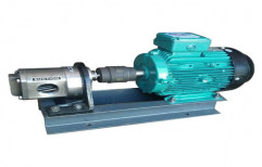 Stainless Steel Pump by Primac Engineers
