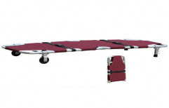 Stretcher Front Wheel ALF Folding by Rizen Healthcare