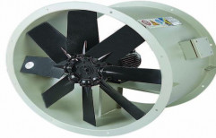 Tube Axial Flow Fan by Teral-Aerotech Fans Pvt. Ltd.