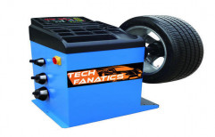 Wheel Balancer WBD 1440 by Tech Fanatics Garage Equipments Private Limited