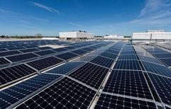 550 Watt Monocrystalline Solar Panel by Bharat Agro