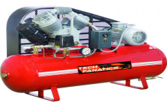 Air Compressor by Tech Fanatics Garage Equipments Private Limited