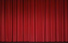 Auditorium Curtain by Good Look Interior
