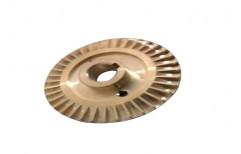 Brass Texmo Impeller by Dharmik Brass Industries