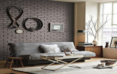 Brick Designs Wall Covering by Ameya Flooring And Living Spaces Private Limited