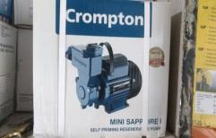 Crompton Motor Pump by Mahalakshmi Traders