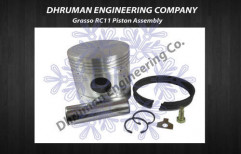 Grasso RC11 Piston Assembly by Dhruman Engineering Company