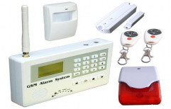GSM Alarm System by Adaptek Automation Technology