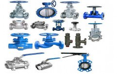 Mild Steel Industrial Valves by Visionary Technologies
