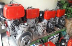 Kirloskar Diesel Generator by New National Engineering & Machinery Co.