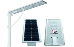 LED Integrated Solar Street Light by Fortuner