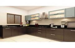 Membrane Modular Kitchen by Desire Of Design