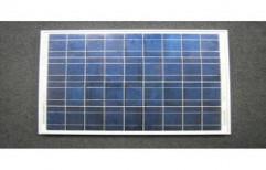Multi Crystalline Solar Panel by Bhanu Solar & Infrastructures