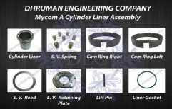 Mycom A Cylinder Liner Assembly by Dhruman Engineering Company