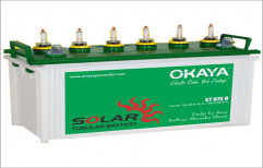 Okaya Solar Battery-200ah by Raysteeds Energy Private Limited