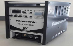 Panasonic Arc Welding by Hipat Machine Tools