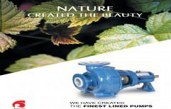 Pp Centrifugal Pump by M M Marketing