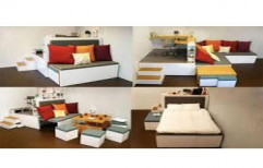 Residential Modular Furniture by Hema Kitchen & Furniture