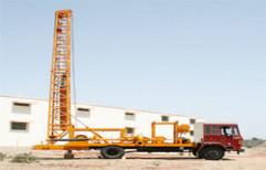 Reverse Circulation Rotary Drilling Rig by Shri Hari Engineers