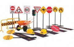 Road Safety Sign by Aristos Infratech