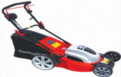 Self Propelled Lawn Mower by Kisankraft  Limited