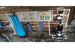 Semi Automatic RO Plant by Aditya Pure Water India