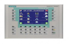 Simatic OP177B PLC Panel by Adaptek Automation Technology